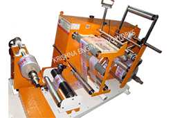 Doctoring Inspection Machine with Slitting System